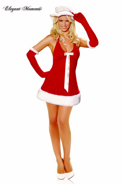 Santa's Honey 3 Piece Costume