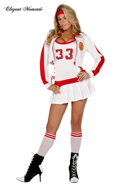 Hot Shot Costume 5 pcs.