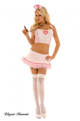 Medication Mindy Costume