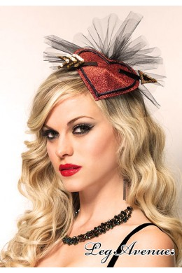 Leg Avenue Burlesque: Sparkly Fascinator