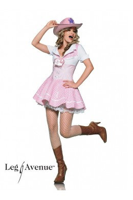 LEG AVENUE: costume Country Cowgirl.
