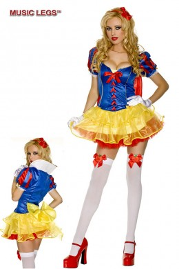 Music Legs: story Book Princess outfit.
