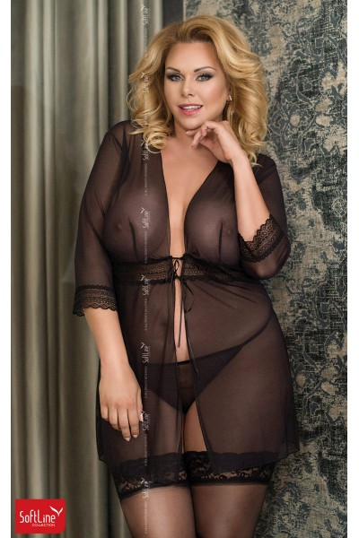 Softline - Negligee and G-string Izis Plus Size