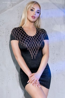 CHILIROSE: belly body chains. Model 4402
