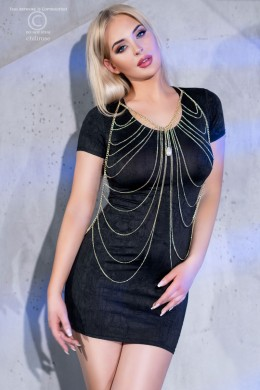 CHILIROSE: belly body chains. Model 4403