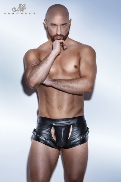 Easy access shorts with Harness